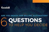 Are you ready for billing automation?