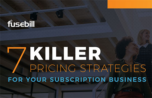 7 Killer Pricing Strategies