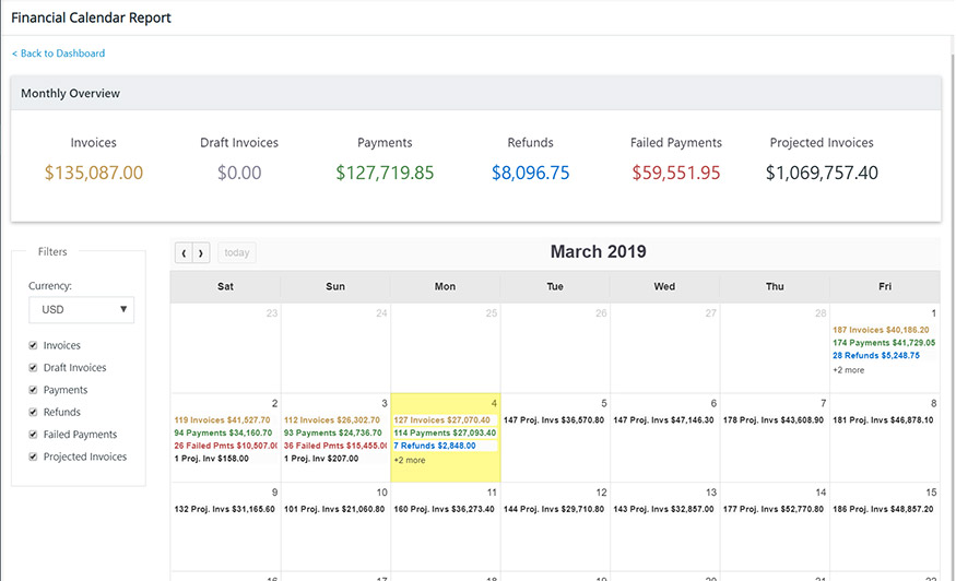 Recurring-Billing-Calendar-View