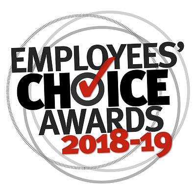 Employees Choice Award 2018-2019