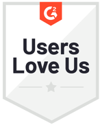 Users-love us. G2 Crowd- Subscription billing platforms